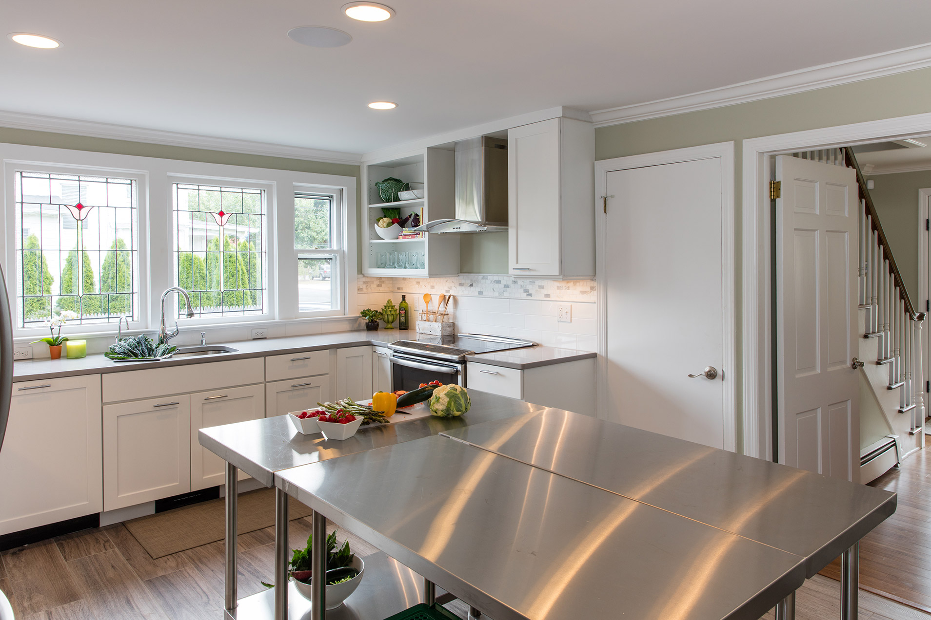 LP Kitchen Sync Challenge: A 4 Week REBOOT Of Your Kitchen Environment