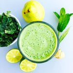 Ginger Pear Green Smooothie