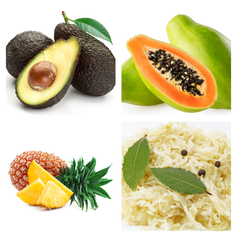 Beat the Bloat with Enzyme-rich Foods | Living Plate