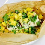 Fish with Pineapple Salsa