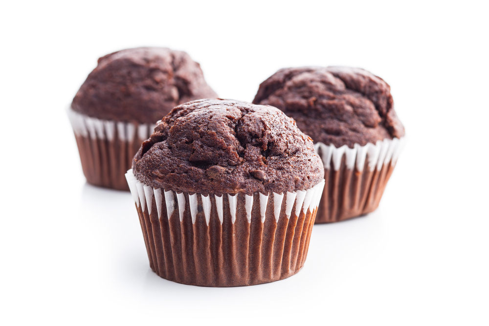 Grain-free Chocolate Muffins