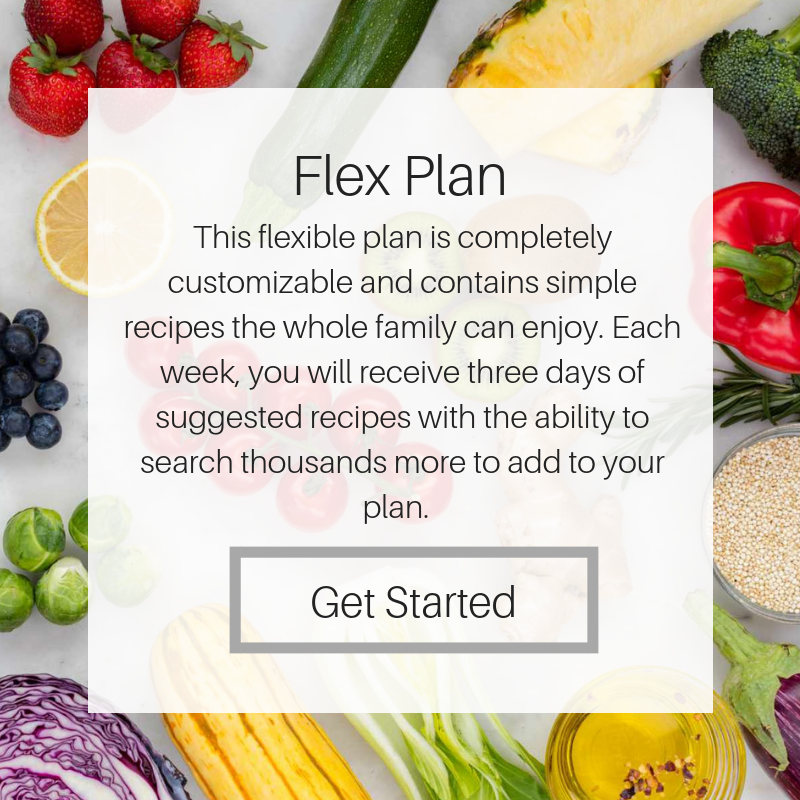 Meal Plans Delivered by Living Plate | Weekly Meal Planner