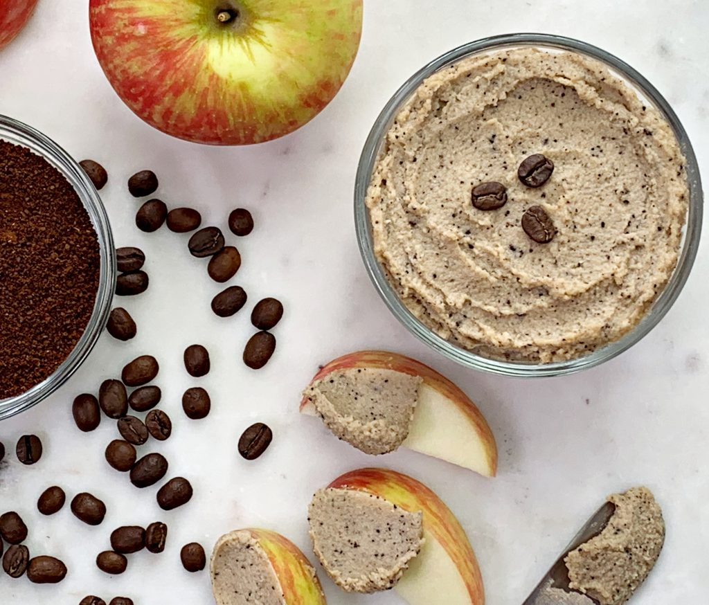 """Vanilla-Coffee-Bean-Cashew-Butter"""