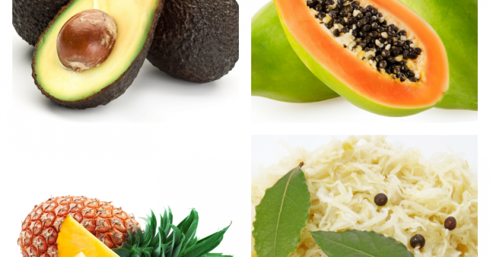 Beat the Bloat with Enzyme-rich Foods