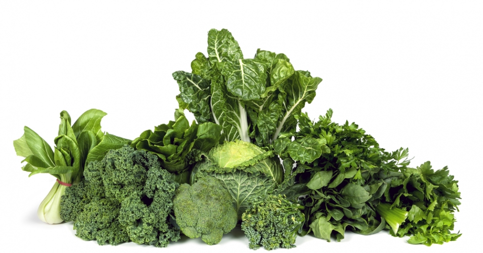 Got Greens? Top Plant Sources for Calcium
