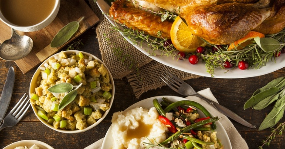 Holiday Nutrition:  Seven Ways to Stay on Track