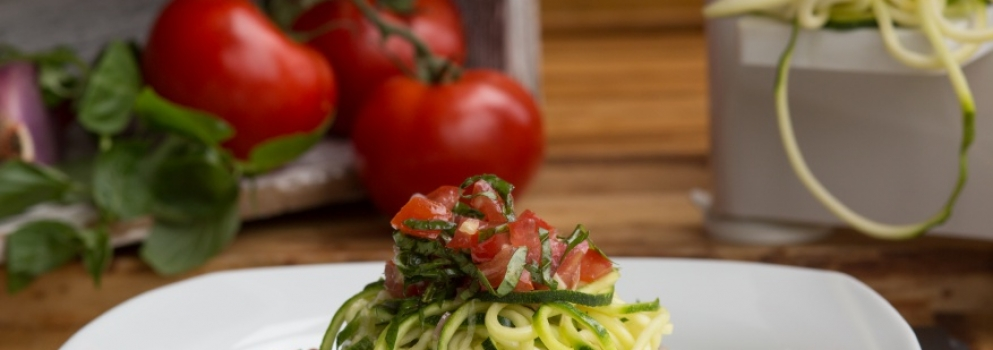 Oodles and Oodles of…Veggie Noodles!